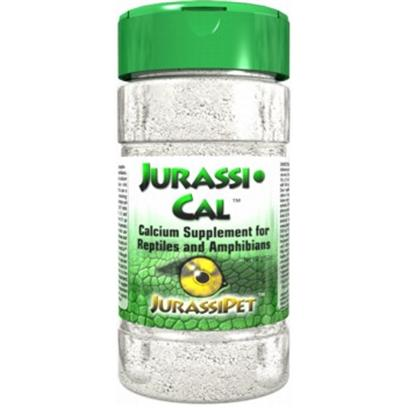 Jurassipet Presents Jurassipet Jurassi-Cal Dry Calcium Powde 75gm. Jurassical is a Concentrated (400,000 Ppm) Phosphorus Free Source of Calcium for Reptiles and Amphibians. Herbivorous and Carnivorous Diets are Frequently Calcium Deficient and Phosphorus Rich. Thus, it is of no Benefit to Use a Calcium Supplement Containing Phosphorus. Ideally the Dietary Calcium to Phosphorus (Cap) Ratio should be no Less than 1.21 and is Ideally Maintained from 21 Up to 81 (Depending on the Species)*. Lack of Calcium in the Diet can Lead to Metabolic Bone Disease and Shell Deformities and Soft Shells in Turtles and Tortoises. [36727]