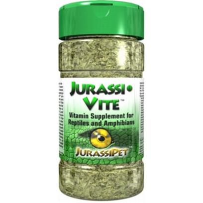 Jurassipet Presents Jurassipet Jurassi-Vite Vitamin &amp; Trace Mineral Supplement 50gm. [36734]