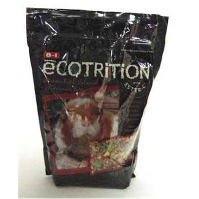 8 in 1 Presents Guinea Pig Ecotrition Food 2lb 6pc. The Most Easily Digestible and Readily Available Form of Vitamin C, Providing Optimum Anti-Oxidant Levels for Healthy Metabolic Function, without which Guinea Pigs Could not Survive. [36749]