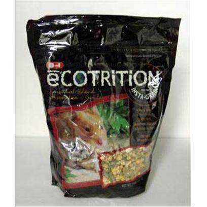 8 in 1 Presents Hamster/Gerbil Ecotrition Food 2lb 6pc. Provides High Protien Content of all Common Grains. Provides over 7 Types of B-Vitamins Including B12, for Strong Bone Structure, Niacin for Healthy Nervous System and Anti-Oxidants for Optimum Cellular Maintenance. [36750]