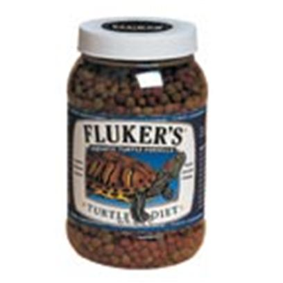 Fluker Labs Presents Fluker Aq Turtle Diet 4oz. Fluker's Aquatic Turtle Formula Provides a Complete Diet for Freshwater Turtles. [36776]