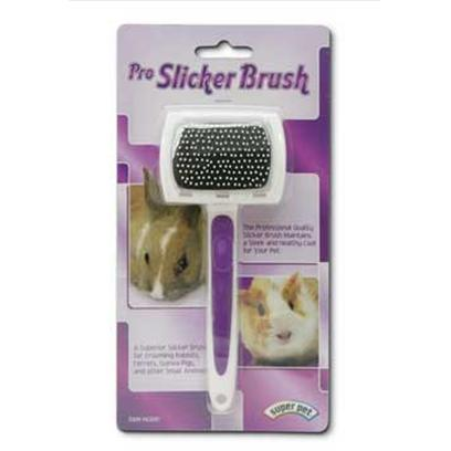 Super Pet Presents Pro Slicker Brush Small Animal. Pro-Slicker Brush [36830]
