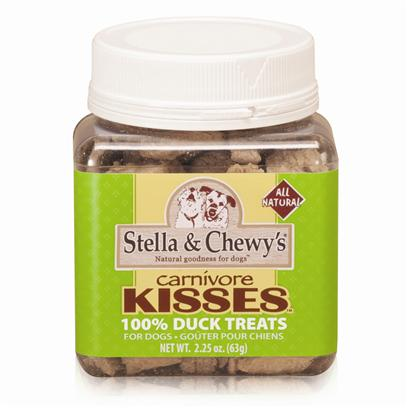 Stella & Chewy's Carnivore Kisses Duck Dog Treats