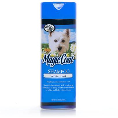 Buy Magic Coat Shampoo for White 16oz [37029]