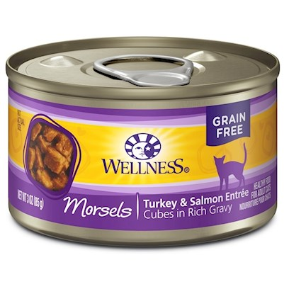 Buy Healthy Premium products including Wellness Cubed Tuna Entree Canned Cat Food 3oz - Pack of 24, Wellness Cubed Tuna Entree Canned Cat Food 5oz - Pack of 24, Wellness Sliced Chicken Entree Canned Cat Food 3oz - Pack of 24, Wellness Sliced Chicken Entree Canned Cat Food 5oz - Pack of 24 Category:Treats Price: from $2.99