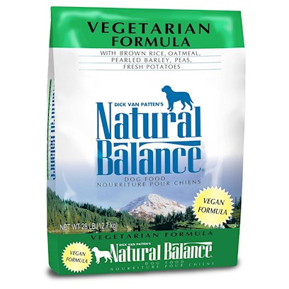 Natural Balance Vegetarian Dry Dog Formula