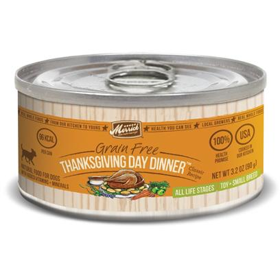 Merrick Classic Small Breed Thanksgiving Day Dinner Dog Food
