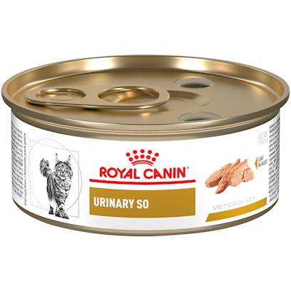 Royal Canin Veterinary Diet Urinary SO Canned Cat food