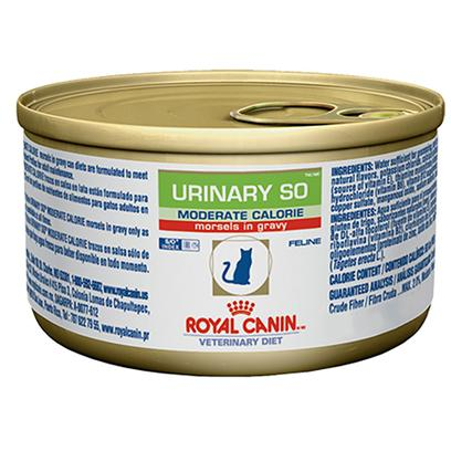 Royal Canin Veterinary Diet Urinary SO Moderate Calorie Canned Cat Food
