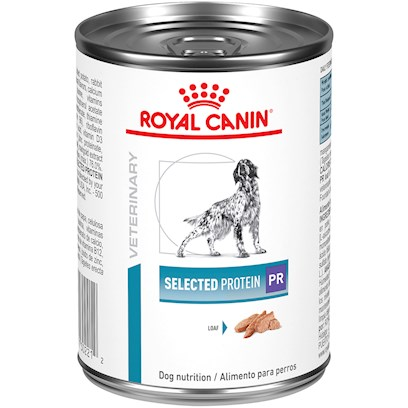 Royal Canin Veterinary Diet Hypoallergenic Select Protein PR Canned Dog Food