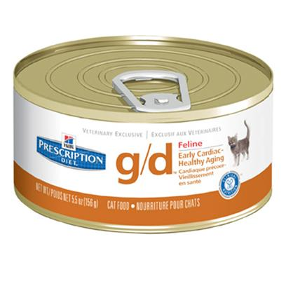 Hill's Prescription Diet Cat g/d Canned Food