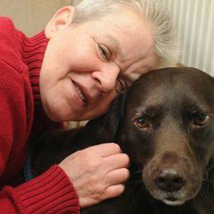 AMAZING: Dog Saves Choking Owner with Heimlich Maneuver