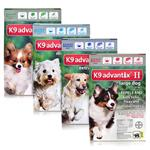 K9 Advantix II for Dogs