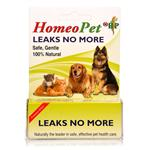 HomeoPet Leaks No More Drops