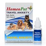 Homeopet Travel Anxiety Relief Drops for Pets