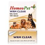 HomeoPet Wrm Clear Drops