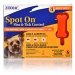 Zodiac Spot-On Applicators 4 Month