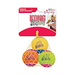 Kong AirDog - Happy Birthday Squeaker Balls (3 Pack)