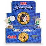 Cadet Gourmet Display Box - Stuffed Bone Dog Treat - Peanut Butter Flavor