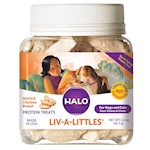 Halo Liv-a-Littles Freeze Dried Protein Treats - Chicken Breast