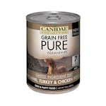 Canidae Grain Free Pure Elements Chicken, Turkey, Lamb and Fish Canned Dog Food