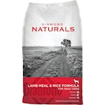 Diamond Naturals Lamb and Rice Adult Dog Formula