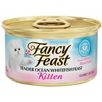 Fancy Feast Canned Kitten Ocean Whitefish