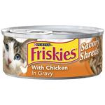 Friskies Shredded Chicken for Cats