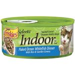 Friskies Select Indoor Ocean Whitefish for Cats