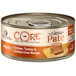 Wellness Grain Free Core Chicken, Turkey & Chicken Liver Recipe Canned Cat Food