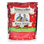 Newmans Own Organics Training Dog Treats - 4 oz