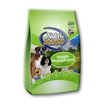 Tuffies Pet Nutrisource Weight Management Dry Dog Food