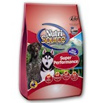 Tuffies Pet Nutrisource Super Performance Dry Dog Food
