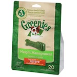 Greenies Weight Management Dental Treats for Petite Dogs