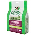 Greenies Weight Management Dental Treats for Teenie Dogs