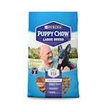 Purina Puppy Chow Brand Puppy Food Large Breed Formula Complete & Balanced
