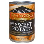 Evanger's Grain-Free Sweet Potato For Dogs & Cats
