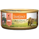 Nature's Variety Instinct Salmon Canned Cat Formula