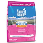 Natural Balance Ultra Premium Dry Cat Recipe