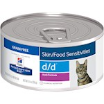 Hill's Prescription Diet d/d Skin/Food Sensitivities Canned Cat Food