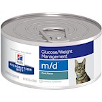 Hill's Prescription Diet Cat m/d Canned Food