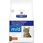 Hill's Prescription Diet m/d Glucose/Weight Management Dry Cat Food