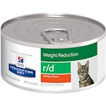 Hill's Prescription Diet r/d Weight Reduction Canned Cat Food