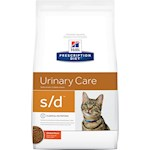 Hill's Prescription Diet s/d Urinary Care Dry Cat Food