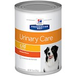 Hill's Prescription Diet Dog c/d Canned Food