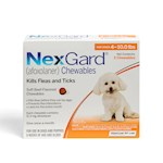 Nexgard Chewables