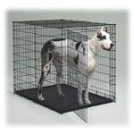 Midwest Solutions Double Door Heavy Duty Crate