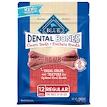 Blue Buffalo Natural Dental Chew Bones