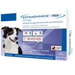 EctoAdvance Plus for Dogs 23-44 lbs