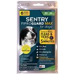 FiproGuard MAX Dog Flea & Tick Squeeze-On 23-44 lbs